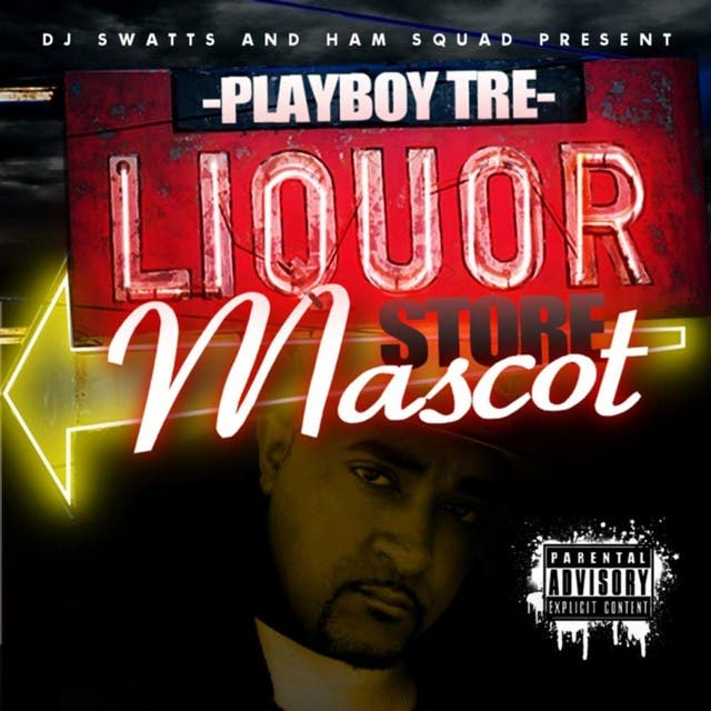 Liquor Store Mascot