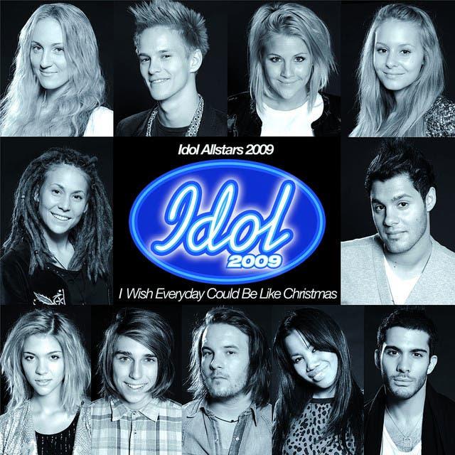 Idol Allstars 2009