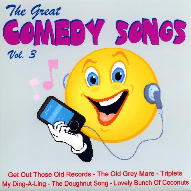 The Great Comedy Songs - Vol.Three