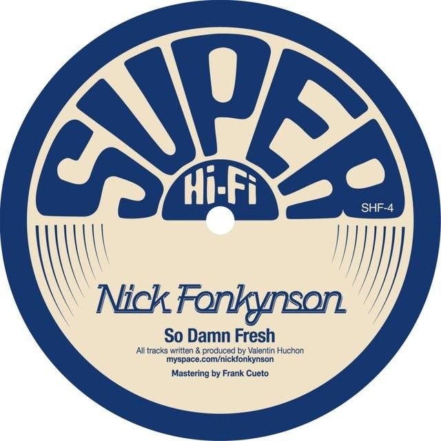 Nick Fonkynson