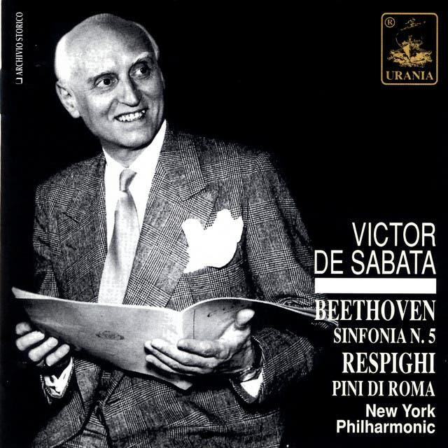Victor De Sabata, New York Philharmonic Orchestra