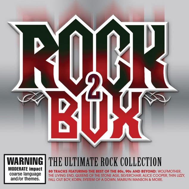 Rock Box Vol. 2