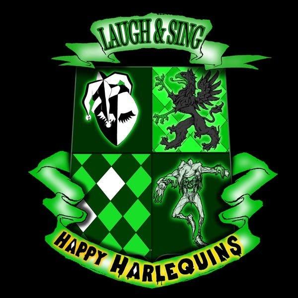 Happy Harlequins image