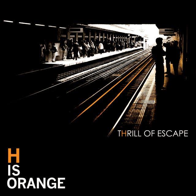 H Is Orange image