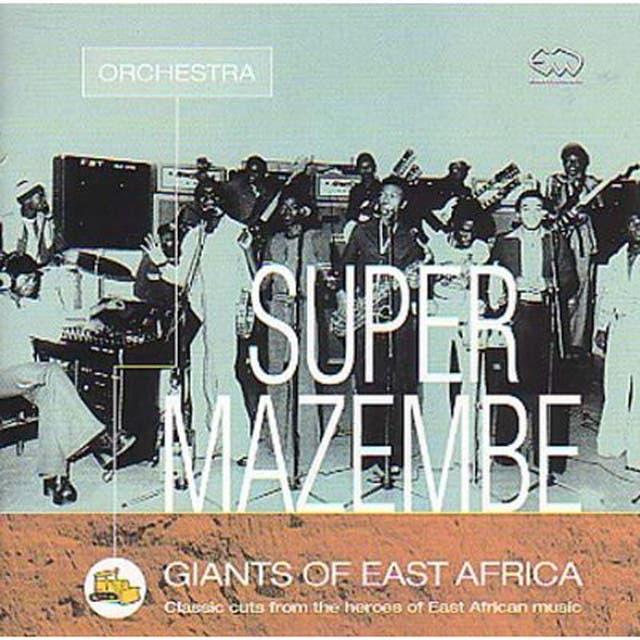 Orchestra Super Mazembe
