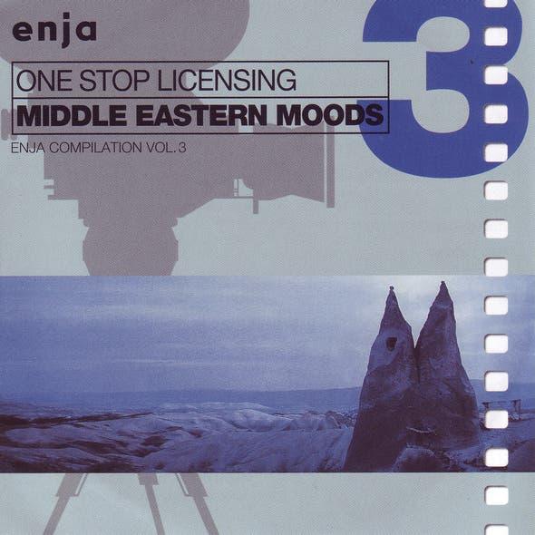 Middle Eastern Moods - One Stop Licensing (Enja Compilation Vol. 3)