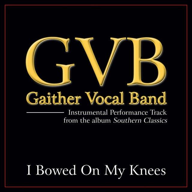 I Bowed On My Knees Performance Tracks