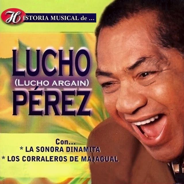 Historia Musical De Lucho Pérez (Lucho Argaín)