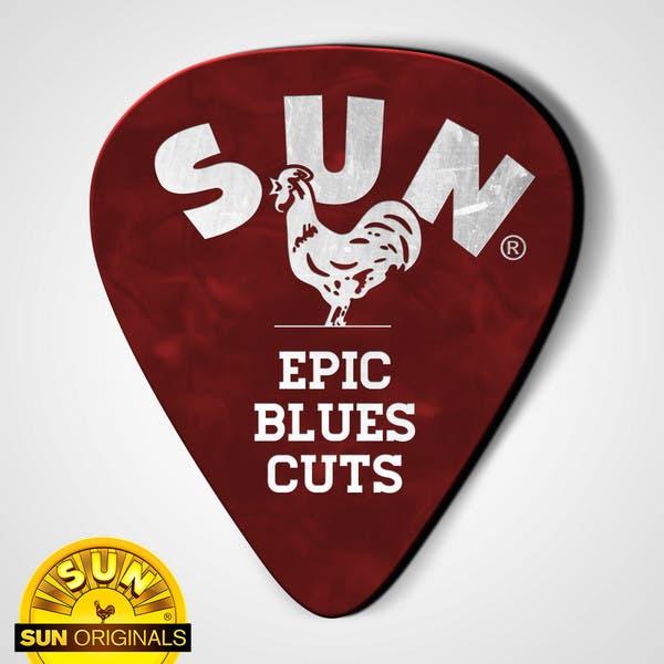 Sun Record's Epic Blues Cuts