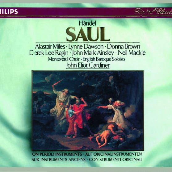 Various Artists & The Monteverdi Choir & English Baroque Soloists & John Eliot Gardiner image