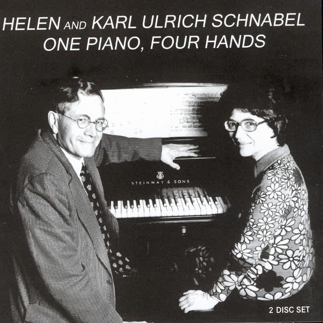 Helen And Karl Ulrich Schnabel