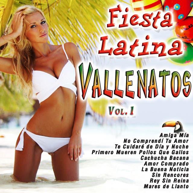 Fiesta Latina-Vallenatos Vol. 1