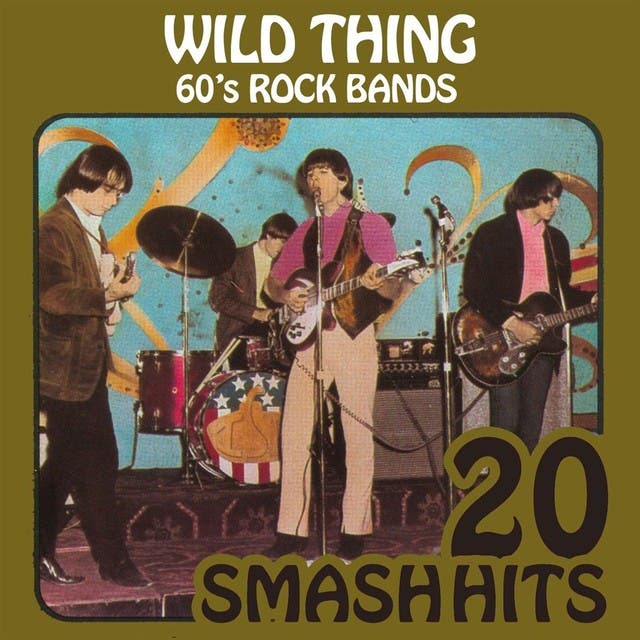 60's Rock Bands - Wild Thing