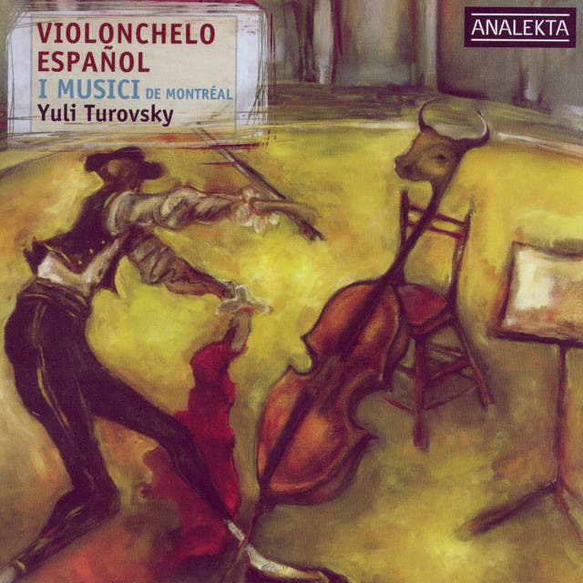 I Musici De Montreal With Yuli Turovsky