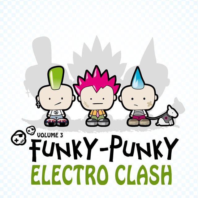 Funky Punky 3 - Electro Clash