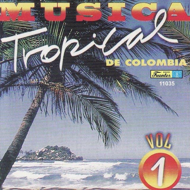 Musica Tropical De Colombia 1