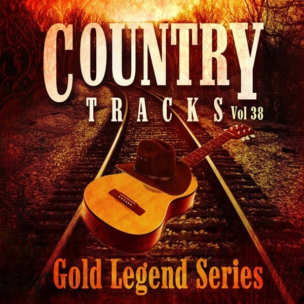 Country Tracks Gold Legend Series, Vol. 38