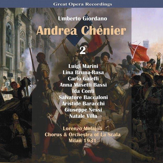 Giordano: Andrea Chénier, Vol. 2 [1931]