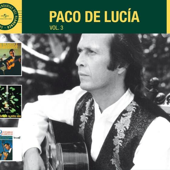 Caja Paco De Lucía Vol.3