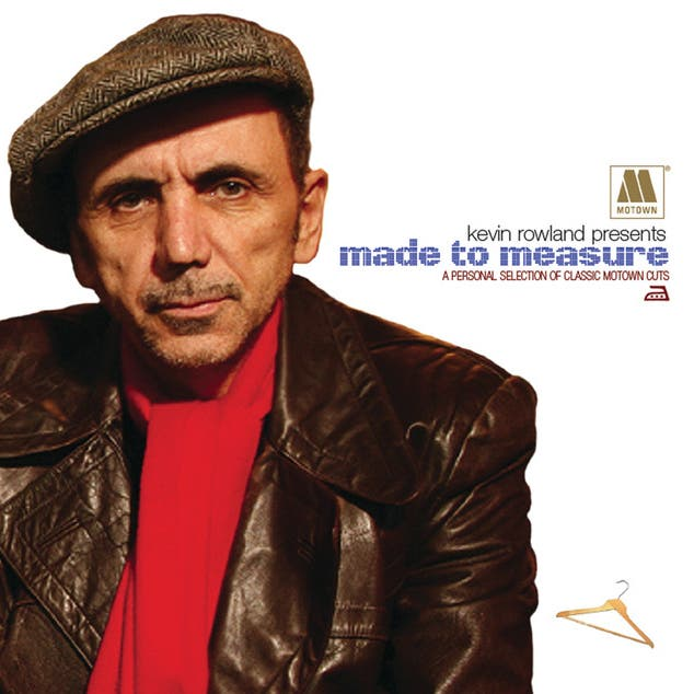 Kevin Roland Presents Motown Made To Measure