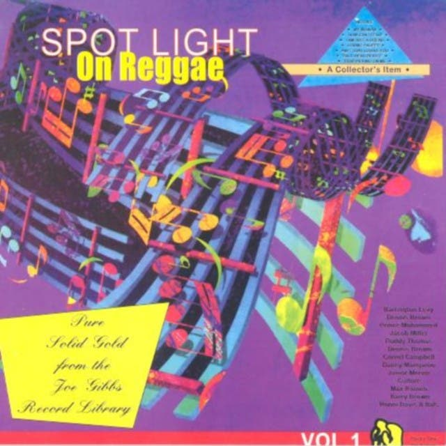 Spot Light On Reggae Vol 1