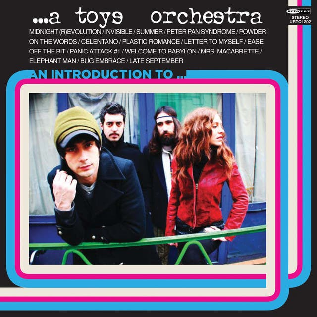 A Toys Orchestra