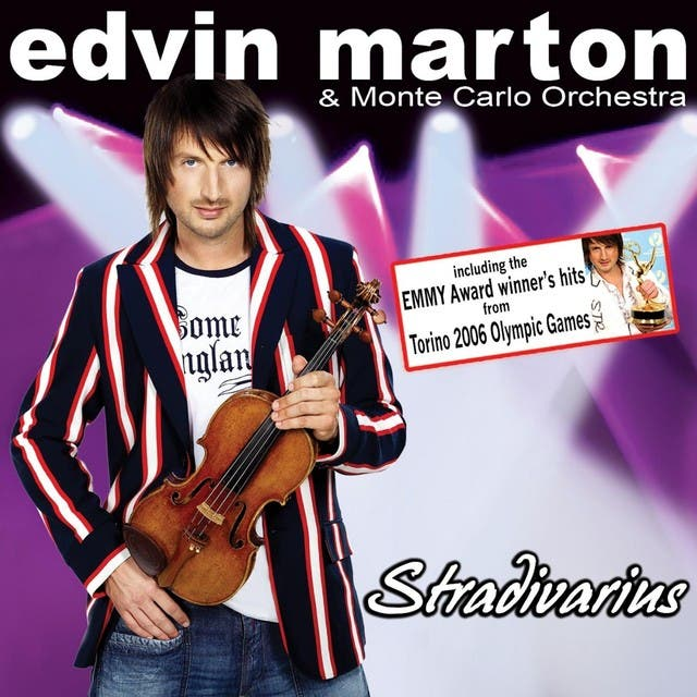 Edvin Marton image