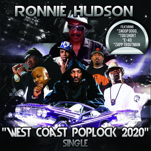 West Coast Poplock 2020 (feat. Snoop Dogg, Too Short, E-40, Zapp Troutman) - Single