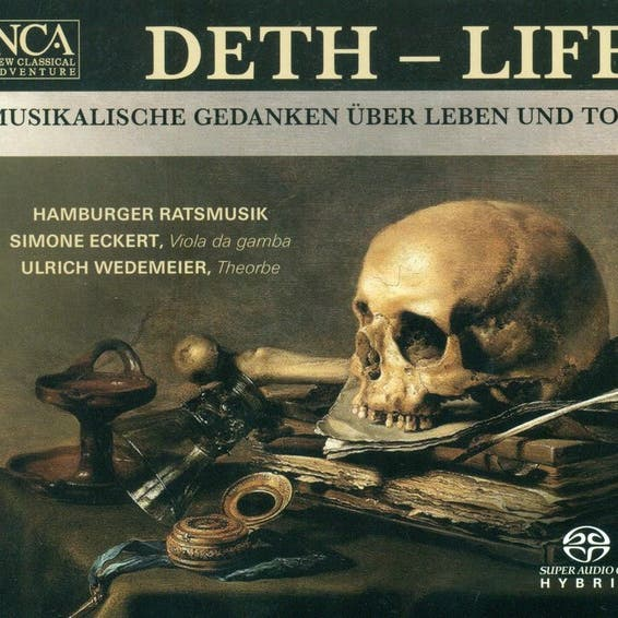 Baroque Music (Instrumental And Chamber Music) - Marais, M. / Visee, R. De / Couperin, F. (Musical Thoughts - Life And Death)