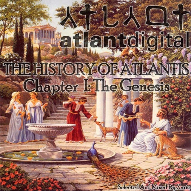 The History Of Atlantis Chapter 1 - The Genesis