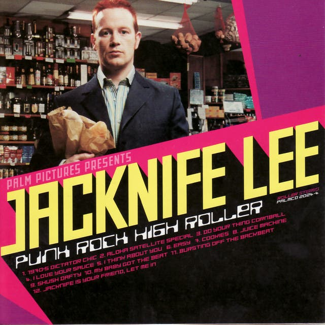 Jacknife Lee image