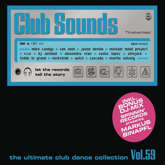 Club Sounds Vol. 59