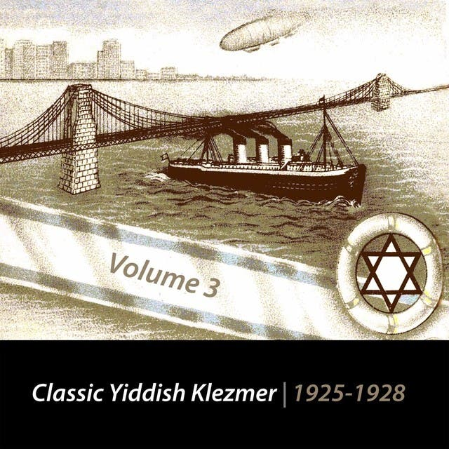 Classic Yiddish Klezmer, Vol. 3