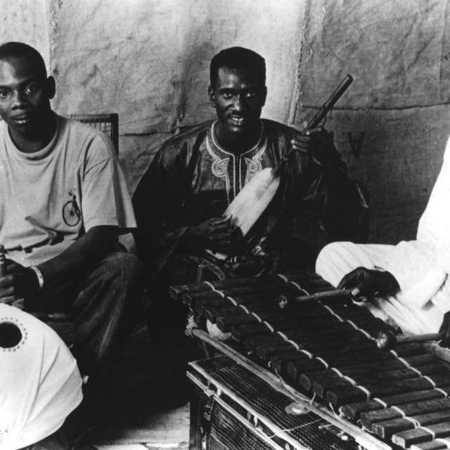 Taj Mahal And Toumani Diabate image