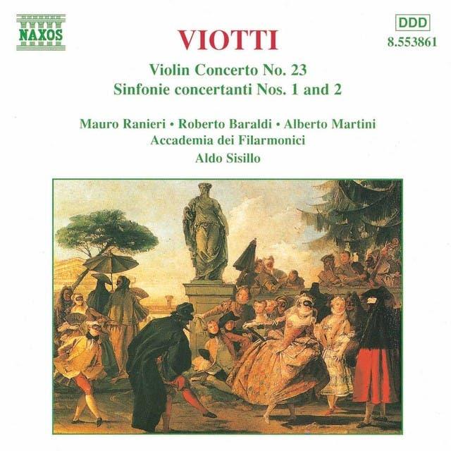 Viotti: Violin Concerto No. 23 / Sinfonie Concertanti Nos. 1 And 2