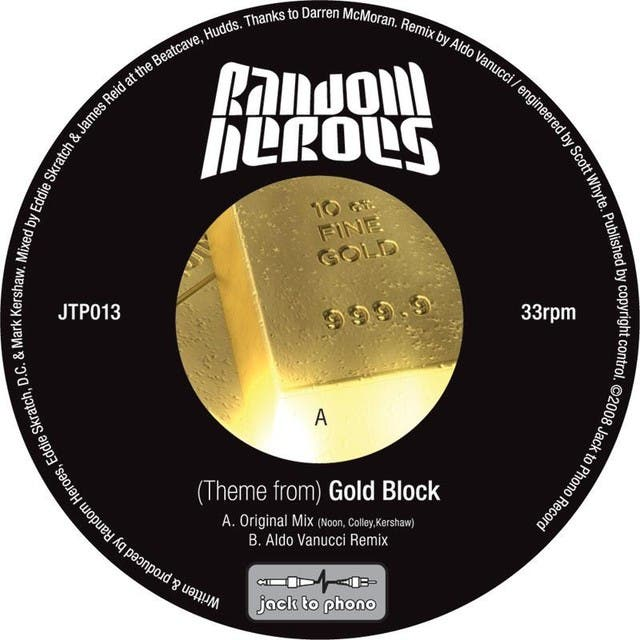 (Theme From) Gold Block