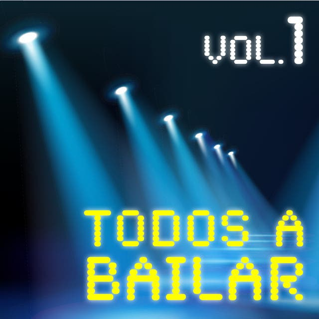 Todos A Bailar  Vol.1