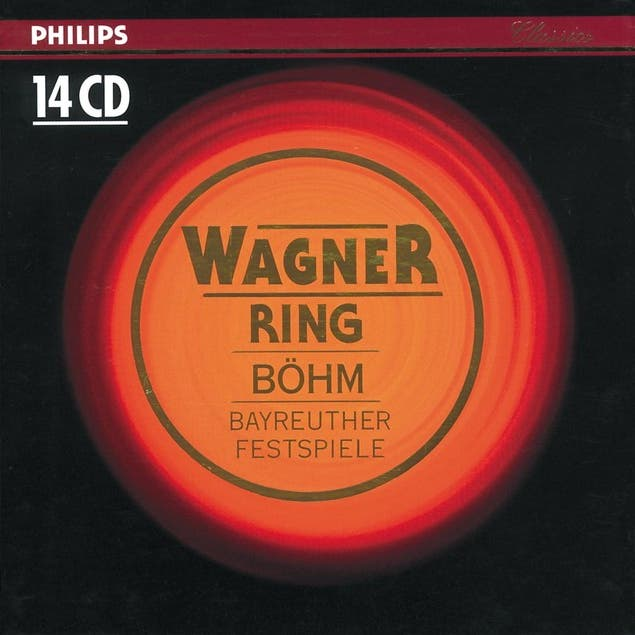 Various Artists & Orchester Der Bayreuther Festspiele & Karl Böhm image