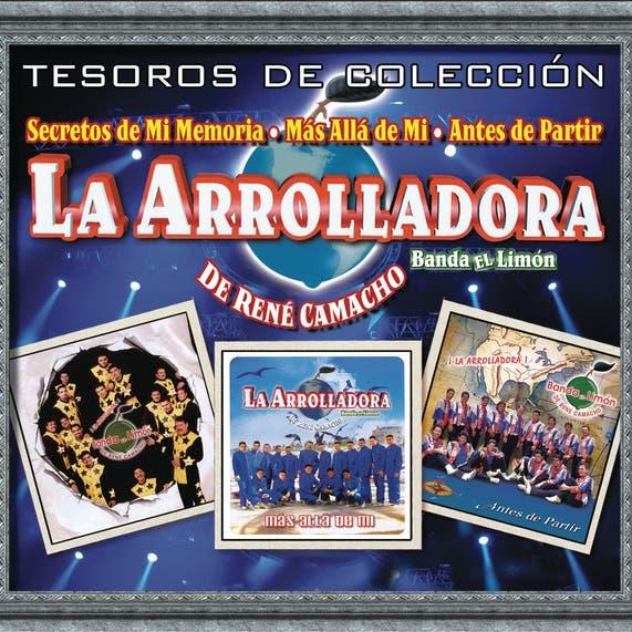 Tesoros De Colección - Secretos De Mi Memoria / Más Allá De Mi / Antes De Partir