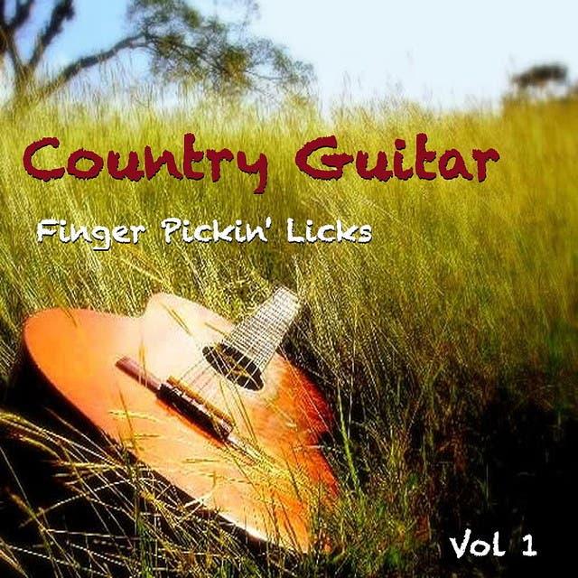 Country Guitar Finger Pickin' Licks Vol 1