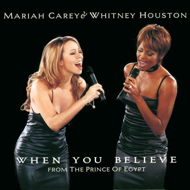 Whitney Houston Duet With Mariah Carey