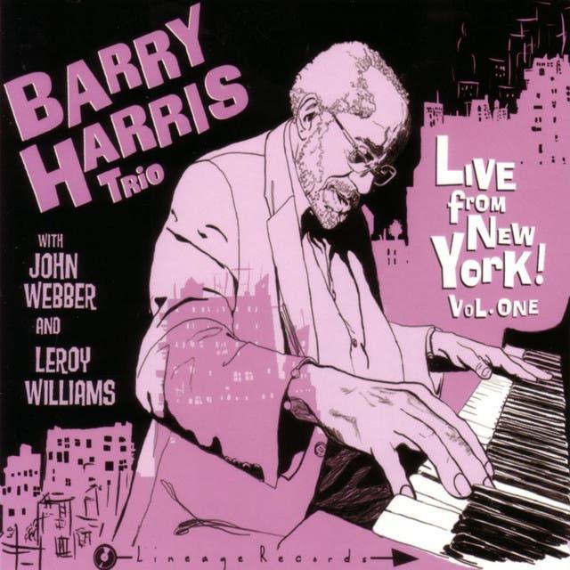 Barry Harris Trio