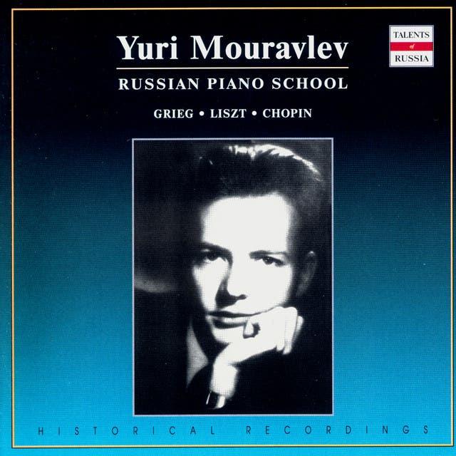 Yuri Mouravlev