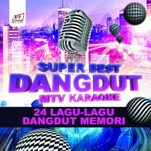 Various Artists - Super Best Dangdut