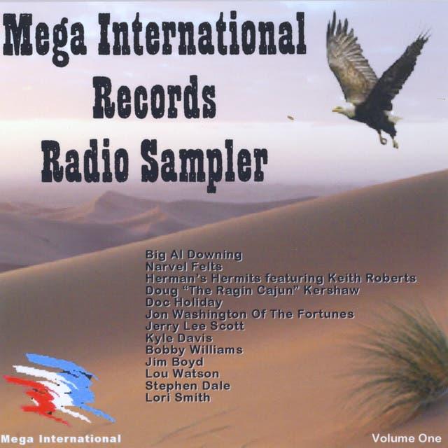 Mega International Records Radio Sampler