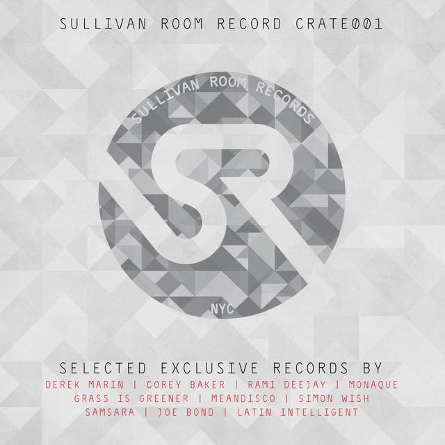 Sullivan Room Record Crate 001