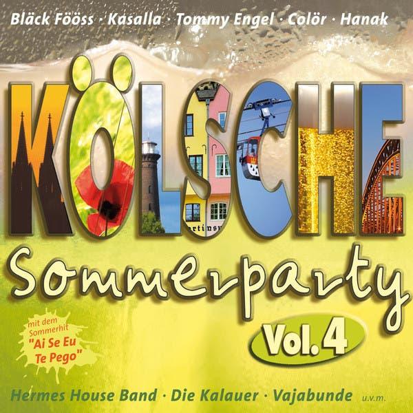 Kölsche Sommerparty: Vol.4