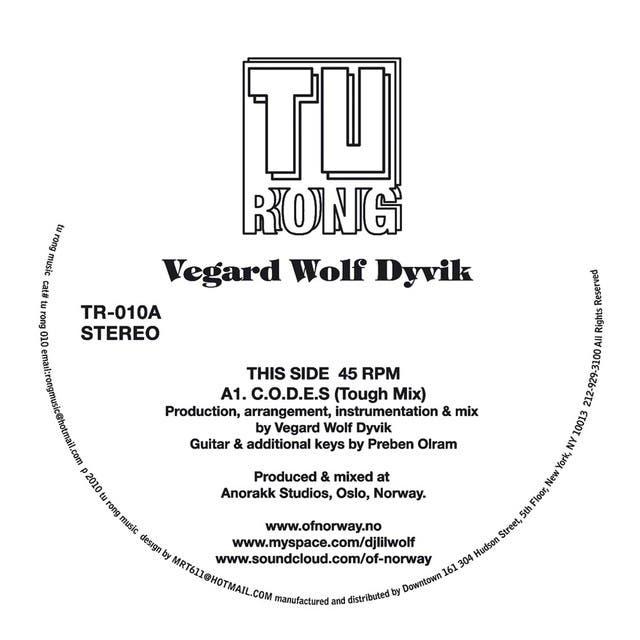 Vegard Wolf Dyvik