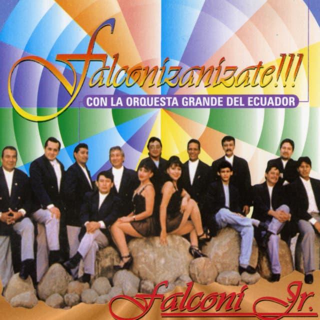Falconí Jr. Y La Orquesta Grande Del Ecuador
