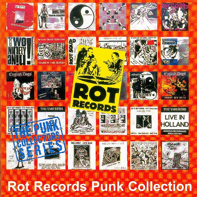 Rot Records Punk Singles Collection